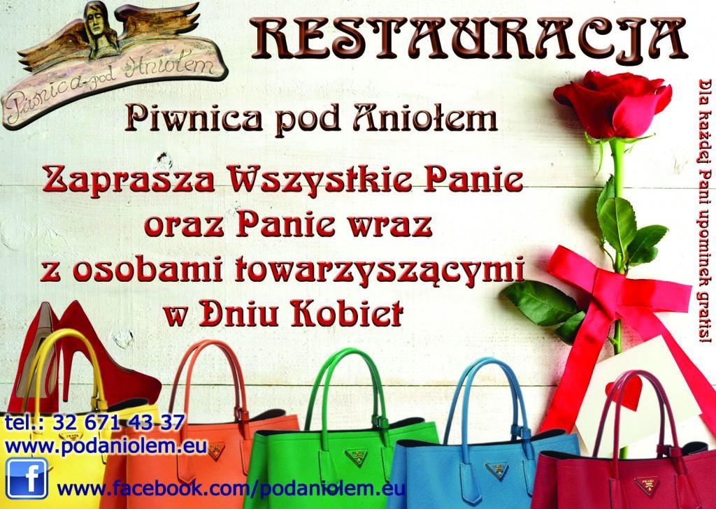 Plakat Restauracja Pod Aniołem