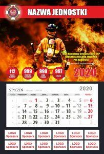 Kalendarze strażackie