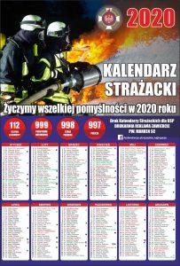Kalendarz strażacki 2010