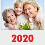 Kalendarz dla babci