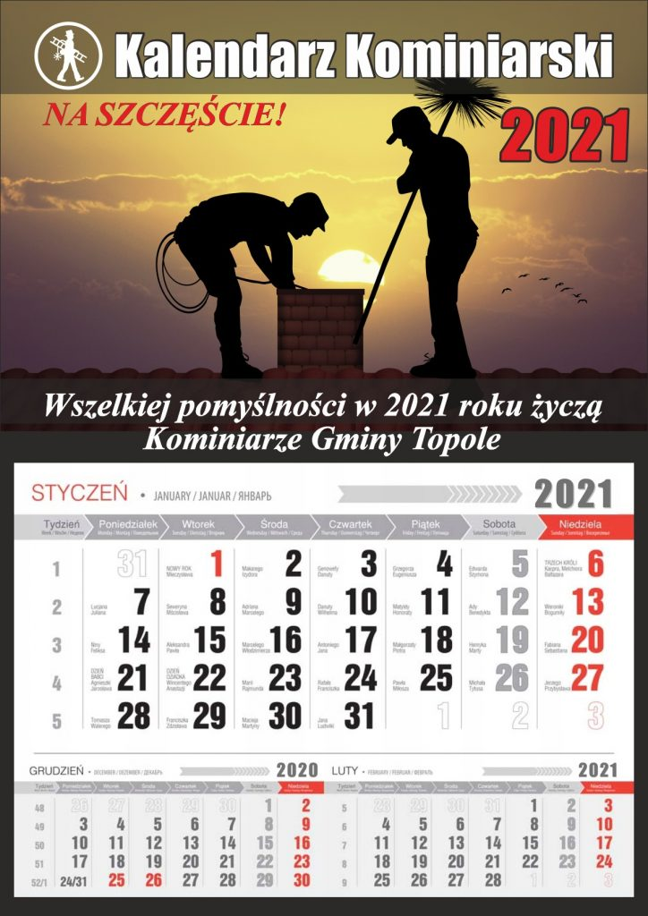 Kalendarz kominiarski-1