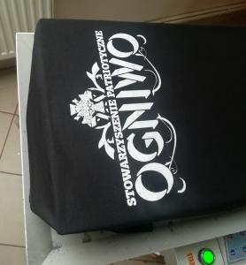 Koszulka z nadrukiem DTG